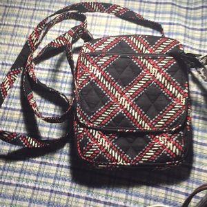 Small Vera Bradley hipster Crossbody bag